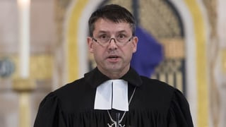 Oberster Protestant befürwortet Homo-Ehe