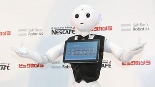 Erster Roboter-Verkäufer bei Nestlé