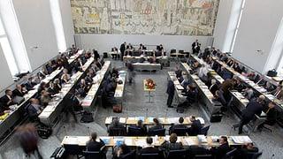 Bündner Grossrat: Spannende Wahlen nur im Kleinen