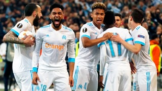 Marseille gewinnt Spektakel-Spiel