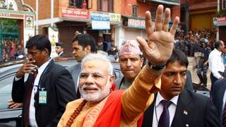Korruption in Indien: Der neue Premier beginnt mit Aufräumen