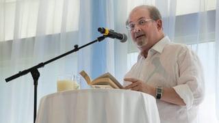 Rushdie liest aus seinem Leben mit der Fatwa, ohne Personenschutz