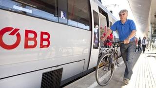 Nicht ohne Planung: Mit Bahn und Velo ins Ausland