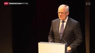 Schneider-Ammann eröffnet Innovationspark