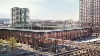 Macht das geplante Stadion in Aarau noch Sinn?