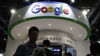 Google erzürnt Mitarbeiter wegen China-Projekt