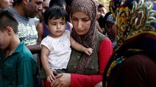 Neuer Flüchtlingsrekord in Griechenland