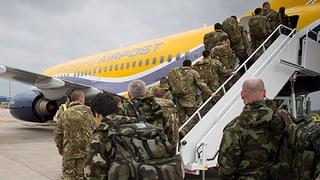 EU-Militärausbilder beginnen ihre Mission in Mali