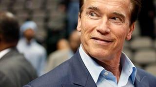 ZFF-Preis für Arnold «Terminator» Schwarzenegger