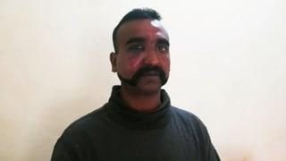 Pakistan will indischen Piloten freilassen