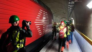 Audio «Neue Ära für Schweizer Tunnelbau bricht an» abspielen.