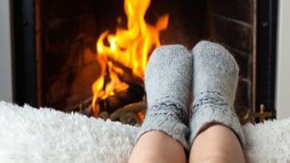 Tricks gegen kalte Füsse