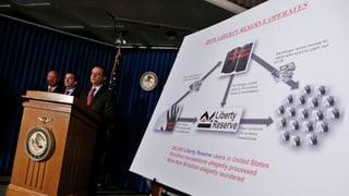 USA heben «Bank für die kriminelle Unterwelt» aus