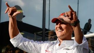 Endlich wach: So freuen sich die Promis mit Michael Schumacher