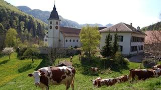Wer will in ein abgeschiedenes Kloster ziehen?