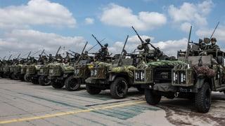 Die Nato testet ihre schnelle Eingreiftruppe
