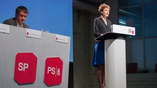 Bundesbern in SP-Hand: Hilft das den Genossen im Wahljahr?