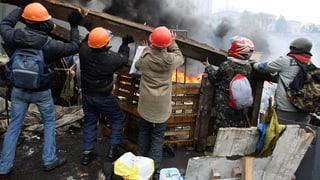 Ukraines neue Regierung steht vor alten Problemen