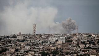Assad wird die Rückeroberung nicht aus den Augen verlieren