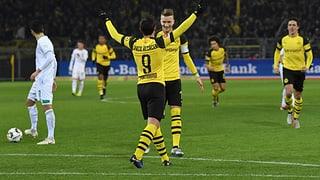 Dortmund ist vorzeitig Herbstmeister (Artikel enthält Audio)
