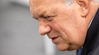 Schneider-Ammann will Ende der Russland-Sanktionen
