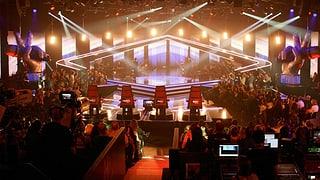 Video «Die erste Live-Show » abspielen