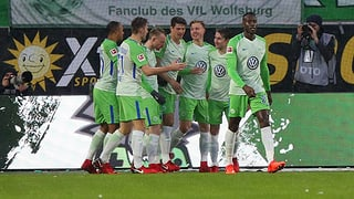 Wolfsburg durchbricht die Remis-Serie