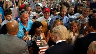 Wie wahr und wichtig ist Trumps Mobilisierung von Neuwählern?