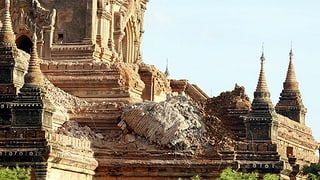 Terratrembel Myanmar: Gronds donns er tar bains culturals
