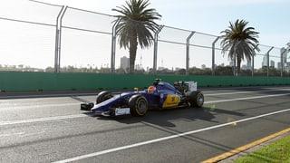 Traumstart für Sauber - Nasr und Ericsson in den Punkten