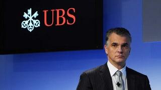 Trotz Gewinn: UBS-Chef will Umbau weiter vorantreiben