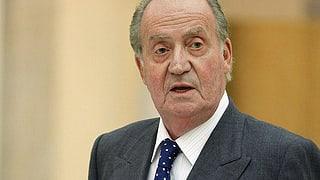 Ex-König Juan Carlos wehrt sich gegen Vaterschaftsklage