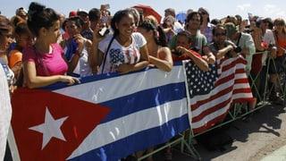 USA lockern die Sanktionen gegen Kuba