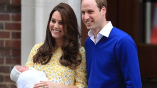 Federer, Beckham & Co.: Promis freuen sich über Royal Baby Nr. 2