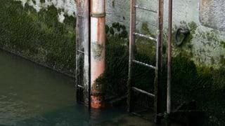 Aarekraftwerke leiden unter Trockenheit