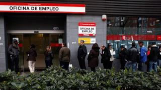 Höchste Arbeitslosigkeit seit 11 Jahren in der Eurozone
