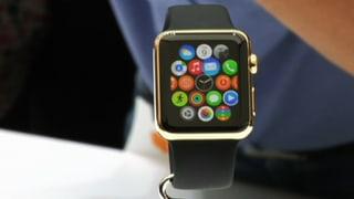 Apples Smart Watch ist zum Erfolg verdammt