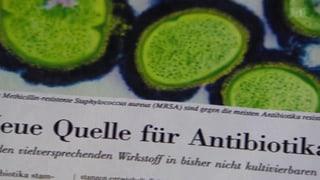 Kampf gegen resistente Bakterien an allen Fronten