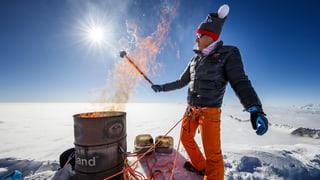 Constantin für Feuer auf Matterhorn gebüsst