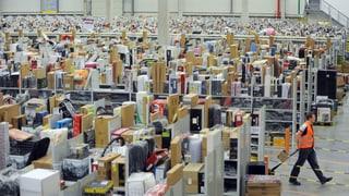 Amazon behandelt Leiharbeiter schlecht