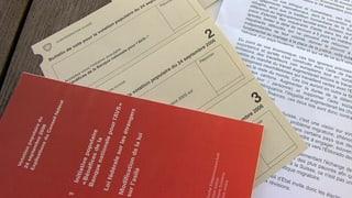 «Easy Vote» vegn en il Grischun