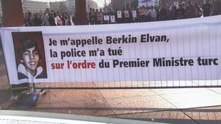 Ankara crititgescha Genevra pervi da quest maletg d'exposiziun