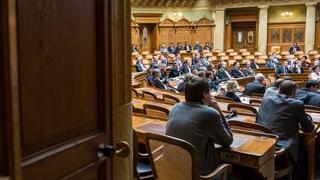 Wintersession: Welche Pflöcke schlägt das neue Parlament ein?