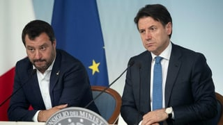 Italiens Regierung verabschiedet umstrittenes Schlepper-Gesetz