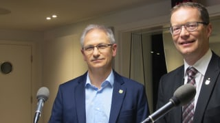 Engagierter Zweikampf für Sitz in der Thurgauer Regierung