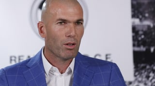 Zinedine Zidane nov trenader da Real Madrid