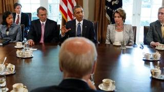 Syrien-Einsatz: Obama bekommt Rückendeckung