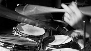 Schweizer Jazzschlagzeuger: Präzision aus dem Uhrenland?