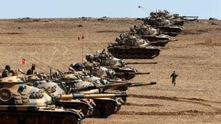 Pelda: «Erdogan nimmt Eroberung von Kobane in Kauf»