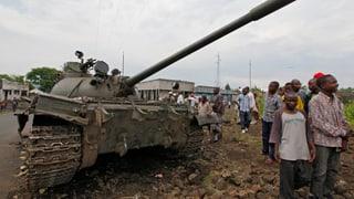 Historische Friedensvereinbarung für Kongo